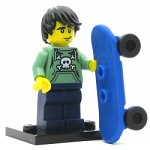 LEGO Collectible Minifigures Series 1 Skater