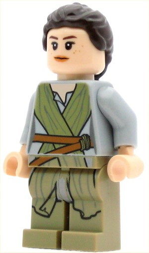 LEGO Star Wars Minifigure Rey