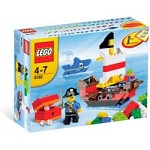 LEGO 6192 Bricks and More Pirate Building Set