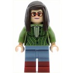 LEGO Ideas Minifigure Amy Farrah Fowler