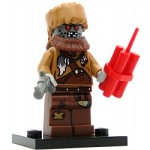 LEGO Collectible Minifigures The Movie Wiley Fusebot