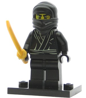 LEGO Collectible Minifigures Series 1 Ninja