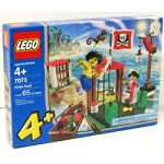 LEGO 7073 4 Juniors Pirate Dock