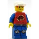 LEGO Minifigure Xtreme Stunts Pepper Roni