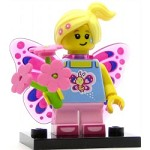 LEGO Collectible Minifigures Series 17 Butterfly Girl