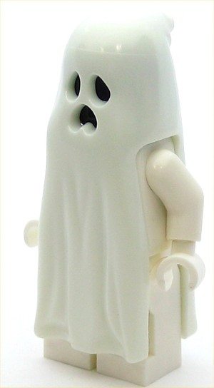 LEGO Scooby-Doo Minifigure Ghost Bluestone the Great