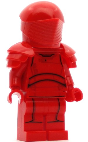 LEGO Star Wars Minifigure Elite Praetorian Guard