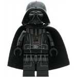 LEGO Star Wars Minifigure Darth Vader - Transformation Process (75183)