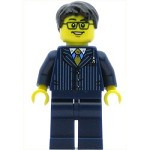 LEGO Space Minifigure Conquest Business Man