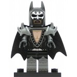 LEGO Collectible Minifigures The Batman Movie Glam Metal The Batman