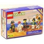 LEGO 6204 Pirates Buccaneers