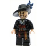 LEGO Pirates of the Caribbean Minifigure Hector Barbossa