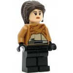 LEGO Star Wars Minifigure Qi'Ra Fur Coat