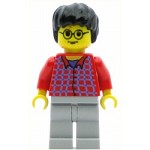 LEGO Harry Potter Minifigure Red Shirt