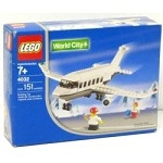 LEGO 4032 World City Holiday Jet