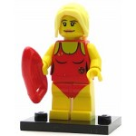 LEGO Collectible Minifigures Series 2 Lifeguard