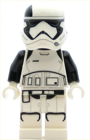 LEGO Star Wars Minifigure First Order Stormtrooper Executioner (75197)