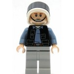 LEGO Star Wars Minifigure Rebel Fleet Trooper - Detailed Vest