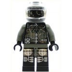 LEGO Space Minifigure Insectoids Droid Silver