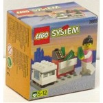 LEGO 2885 Town Ice Cream Seller