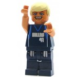 LEGO Sports Minifigure NBA Dirk Nowitzki Dallas Mavericks #41