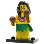 LEGO Collectible Minifigures Series 3 Hula Dancer