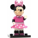 LEGO Collectible Minifigures Disney Minnie Mouse