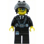 LEGO Ultra Agents Minifigure Ultra Agent Curtis Bolt with Goggles