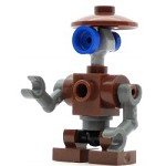 LEGO Star Wars Minifigure Pit Droid