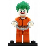 LEGO Collectible Minifigures The Batman Movie Arkham Asylum Joker