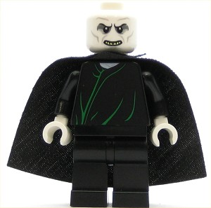 LEGO Dimensions Minifigure Voldemort Team Pack