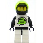 LEGO Space Minifigure Blacktron 2