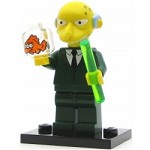 LEGO Collectible Minifigures The Simpsons Mr. Burns