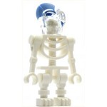 LEGO Indiana Jones Minifigure Akator Skeleton