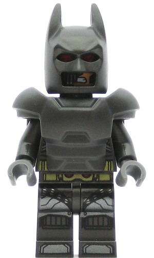 LEGO Super Heroes Minifigure Batman Heavy Armor
