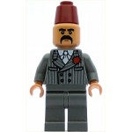 LEGO Indiana Jones Minifigure Kazim