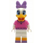 LEGO Disney Minifigure Daisy Duck - Dark Pink Top (71040)