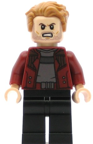 LEGO Super Heroes Minifigure Star-Lord (76107)