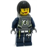 LEGO Agents Minifigure Agent Swift Body Armor
